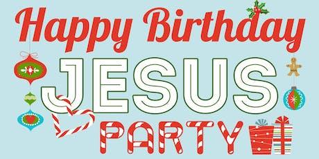 Happy Birthday Jesus Party tickets
