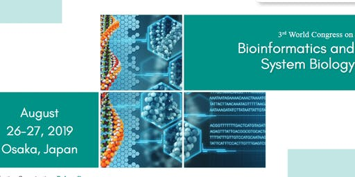 3rd World Congress on Bioinformatics & System Biology (PGR)