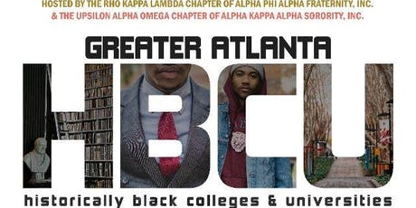 Second Annual Greater Atlanta HBCU College Fair tickets