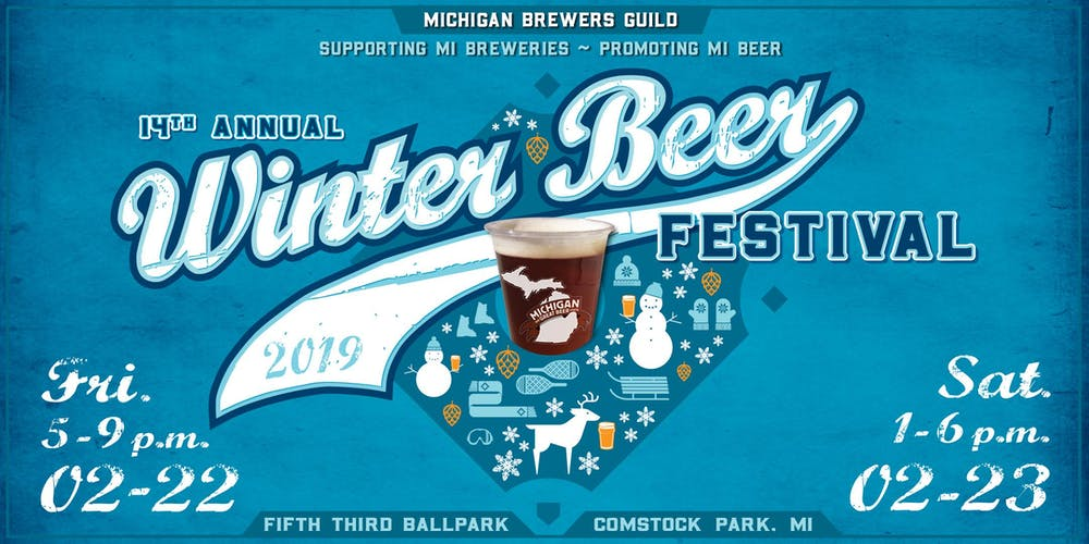 Image result for michigan brewers guild winter beer festival