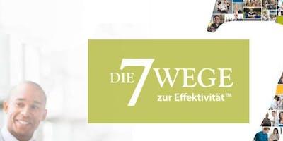 Die 7 Wege zur Effektivität - Workshop | FranklinCovey