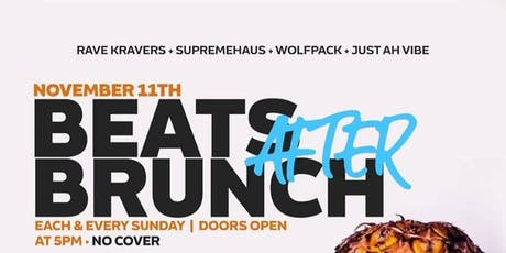 Beats After Brunch tickets