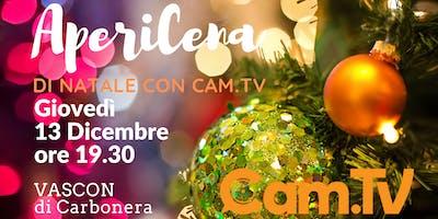 AperiCena di Natale con CamTV
