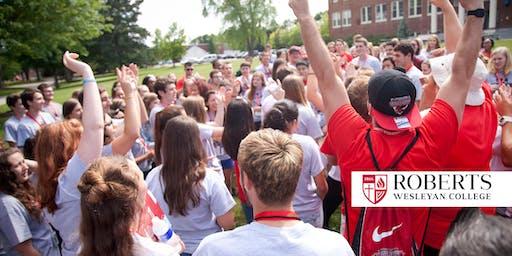 New Student Registration: June 24