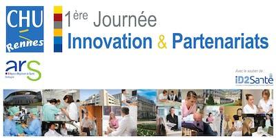 1ère Journée Innovation & Partenariats du CHU de Rennes