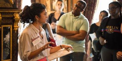 Mellon Arts Fellowship: Diversity and Inclusion Wo