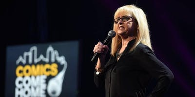 CHRISTINE HURLEY Friday January 25th at Salvatore's Comedy Series