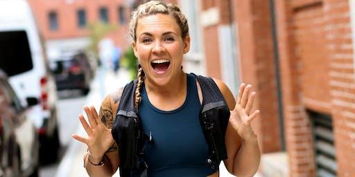 Mooch的马拉松募捐活动-放风筝