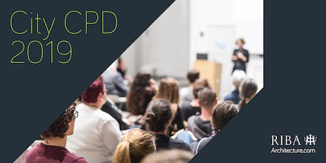 RIBA City CPD Club 2019 Hereford Day 3 tickets