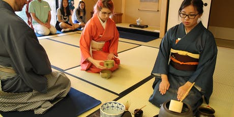 Japanese Tea Ceremony tickets