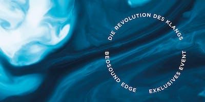 BeoSound Edge Launch Event mit der Künstlerin Annett Pollack