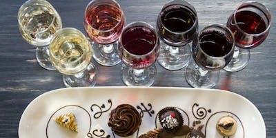 Sweet Wine Tasting! (JANUARY)
