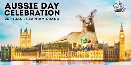 Aussie Day Celebration in London 2020 tickets