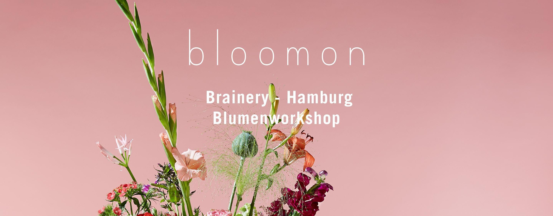 bloomon Workshop 16. Januar | Hamburg, Braine