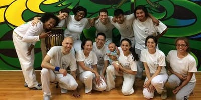 New Year Capoeira Roda