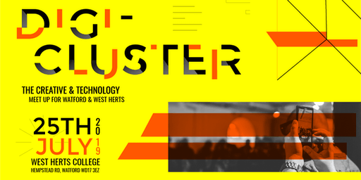 Digi-Cluster | Hertfordshire | A meetup for digital agency owners in Herts - July 2019