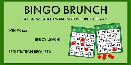July Bingo Brunch tickets