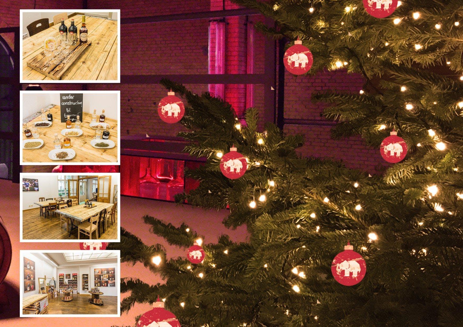 KURZE REDE, LANGER GIN - Weihnachtsausgabe... - Berlin - 11/12/18