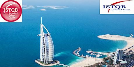 ISTQB® Foundation Exam and Training Course - Dubai (in English) tickets