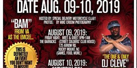 Vic'ious Ryders Motorcycle Club 10th Anniversary tickets