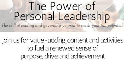 Personal Leadership Effectiveness Full Day Workshop