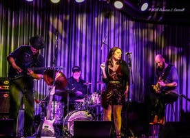 Moonshine Society featuring Special Guest Carly Harvey: CD Release Show