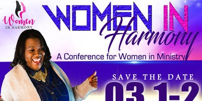Women in Harmony Conference 2019