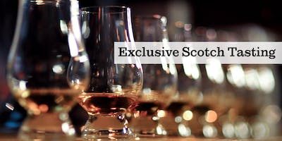 Rare Drams Exclusive Scotch Tasting