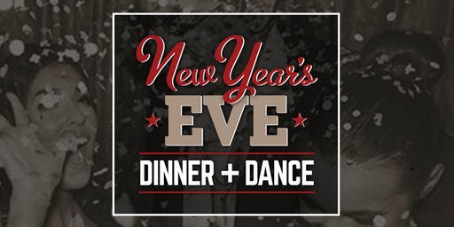 new years eve dinner dance party
