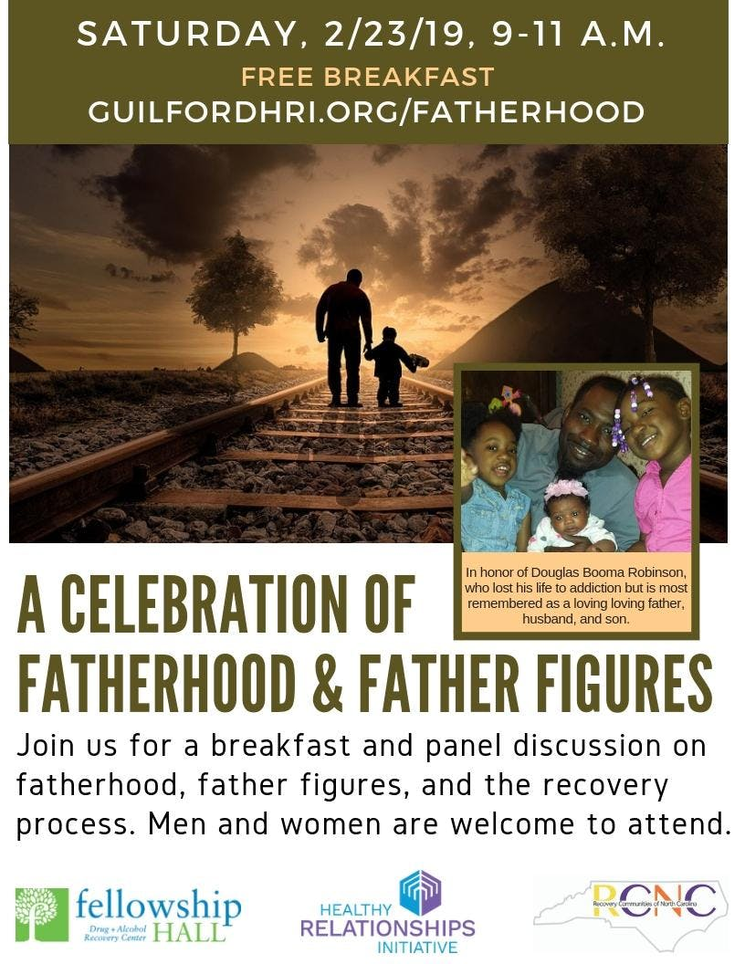 A Celebration of Fatherhood & Father Figures