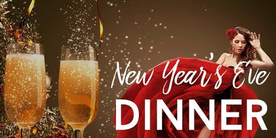 New Years Eve Early Bird Sit Down Dinner Package