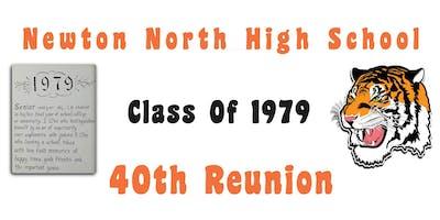 Newton North High School Class of 1979 40th Reunion
