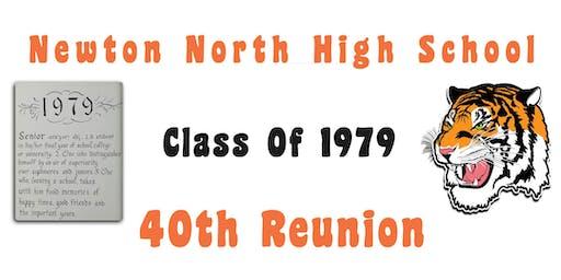 1979年牛顿北高中班级第40次同学会