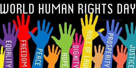 2019 Human Rights Day Event & Volunteer Engagement Fair tickets