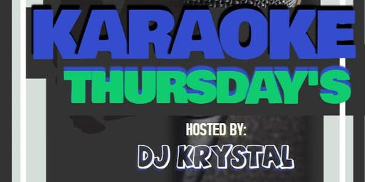 Karaoke Thursday's