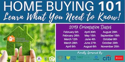 Housing Partnership Homebuyer Orientations Jersey City 2019