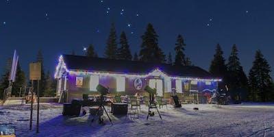 Star Gazing Snowshoe Tours