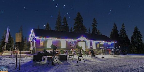 Star Gazing Snowshoe Tours tickets