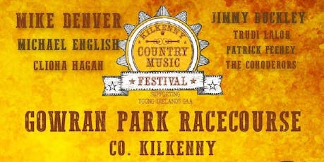 Kilkenny Country Music Festival  tickets