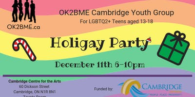 Holigay Party and Dance