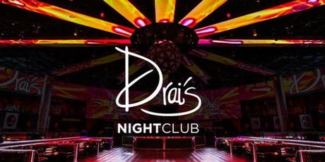 Drais Nightclub - Guest List: #1 Promoter in Las Vegas 6/29 tickets