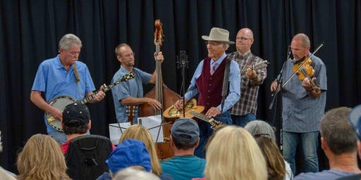 "LeRoy Mack McNees & Friends Bluegrass ""Mayberry Style"" 2019"