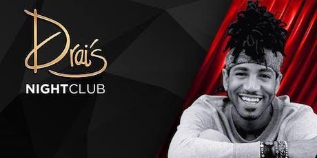DJ ESCO - Las Vegas Guest List - Drais Nightclub 8/8 tickets