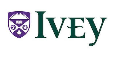 Ivey MBA Information Session - Calgary