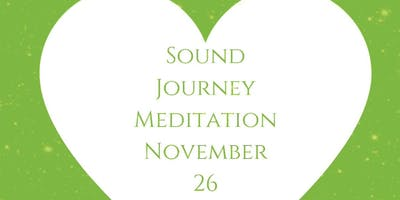 OPEN YOUR HEART SOUND JOURNEY
