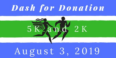 Heaven Can Wait Dash for Donation 2019 - Leavitt's Mortuary Location