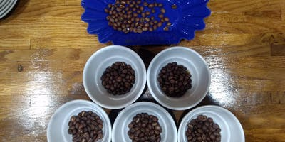 Intro to coffee cupping: A comparative tasting of FBCR coffees