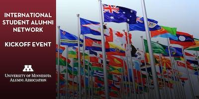 International Student Alumni Network Kickoff