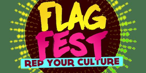 """FLAG FEST """" REP YA CULTURE """" MIAMI CARNIVAL 2019 EDITION"""
