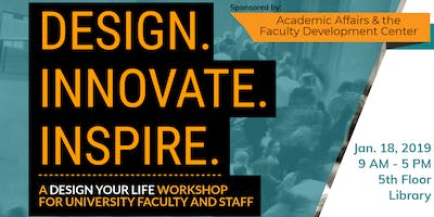 CSUDH Innovative Teaching Symposium (featuring Design Your Life)